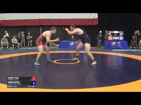 125 Con 8 2  Garrett Ryan Columbia University vs. Nathan Butler Stanford  California RTC