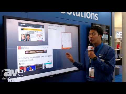 InfoComm 2016: Philips Shows Off 65BDL3010T Signage T-line