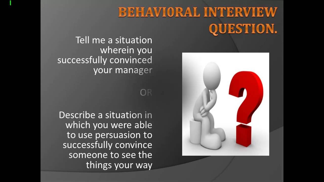 managerial interview questions and answers situational interview managerial interview questions and answers situational interview convince manager