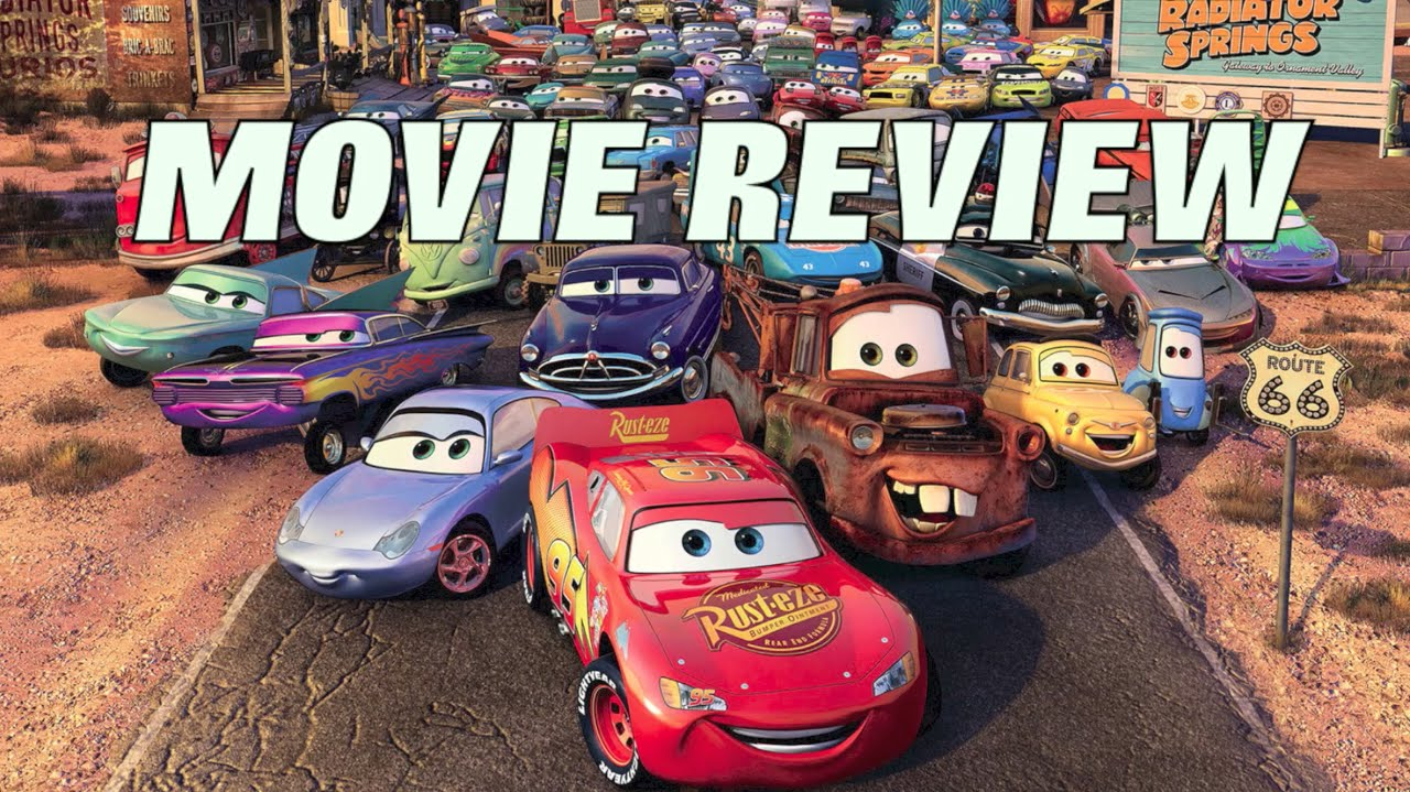 Cars 2006 Movie Review Youtube