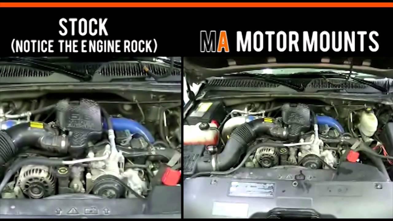 Ma motor mounts youtube for Model a motor mounts