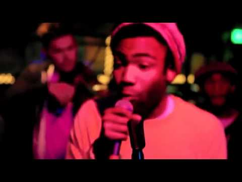 Childish Gambino-Chandlers Steakhouse