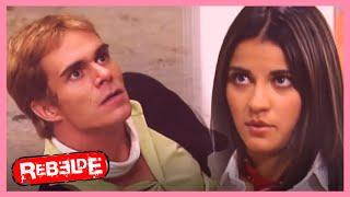 Rebelde: ¡Lupita engaña a Gastón para que caiga en la trampa! | Escena C236-C237 | Tlnovelas