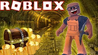 BECOMING A GOLD DIGGER IN ROBLOX