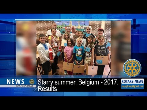 Rotary An unforgettable two-week trip to Belgium