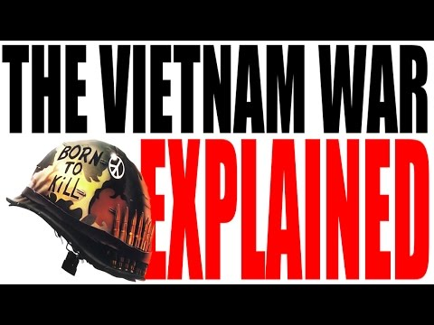 """The Vietnam """"War"""" Explained: US History Review"""