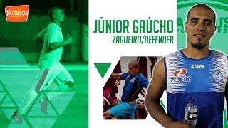 ⚽ JÚNIOR GAÚCHO / ZAGUEIRO / Eroni Rodrigues da Silva Júnior