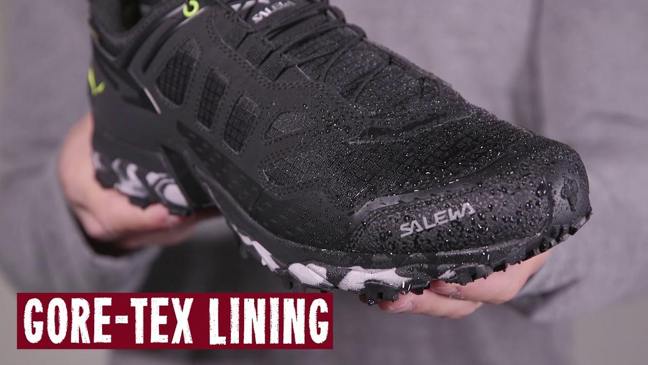 Salewa Men's Ultra Flex GTX Mid Boot 2017 Review