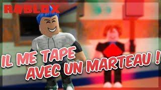 IL ME TAPE AVEC UN MARTEAU ! - Roblox Flee the Facility