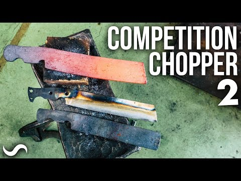 MAKING A COMPETITION CHOPPER!!! Part 2