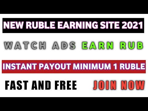 NEW RUBLE EARNING SITE 2021 WITHOUT INVESTMENT| Portgame.org