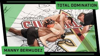 Manny Bermudez vs. Bendy Casimir - Cage Titans 35 Full Fight
