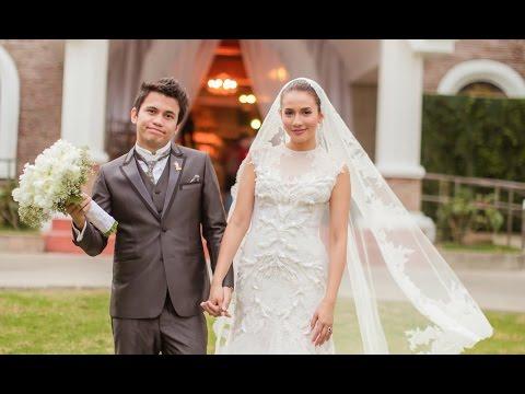 Yael and Karylle Wedding Video by Threelogy (San Antonio de Padua)