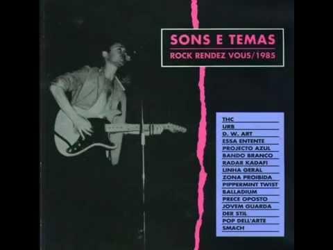 Various - Sons E Temas / Rock Rendez Vous 1985 (COMPILATION STREAM)