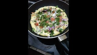 How to make a delicious omelette chila in easy way | me n we |
