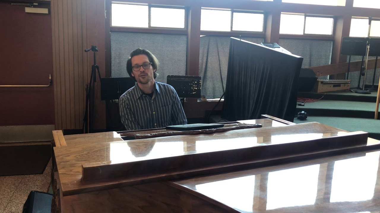 March 18th Digital Choir Rehearsal