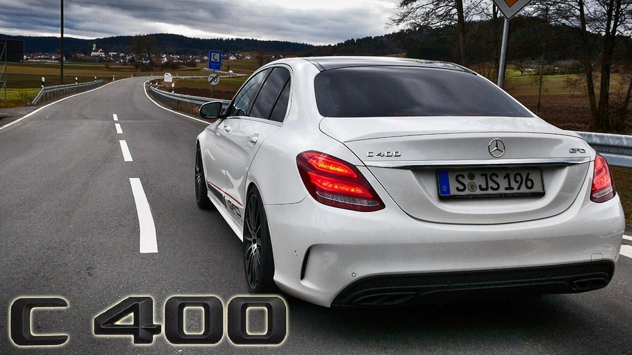Mercedes benz c class c400 gad motors 500 hp sound by for 500 hp mercedes benz