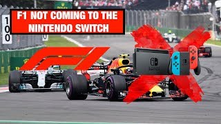 F1 2019 coming to the switch!?