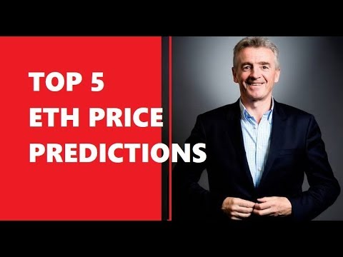 TOP 5 Ethereum ( ETH  ) Price PREDICTIONS  - 2019