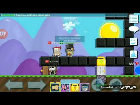 Growtopia'da Efsane bir Bug (GrowTopia Türkçe)