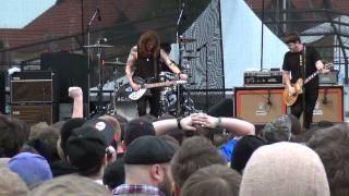 Against Me - Live at Riot Fest Chicago 2013 - Partial Set
