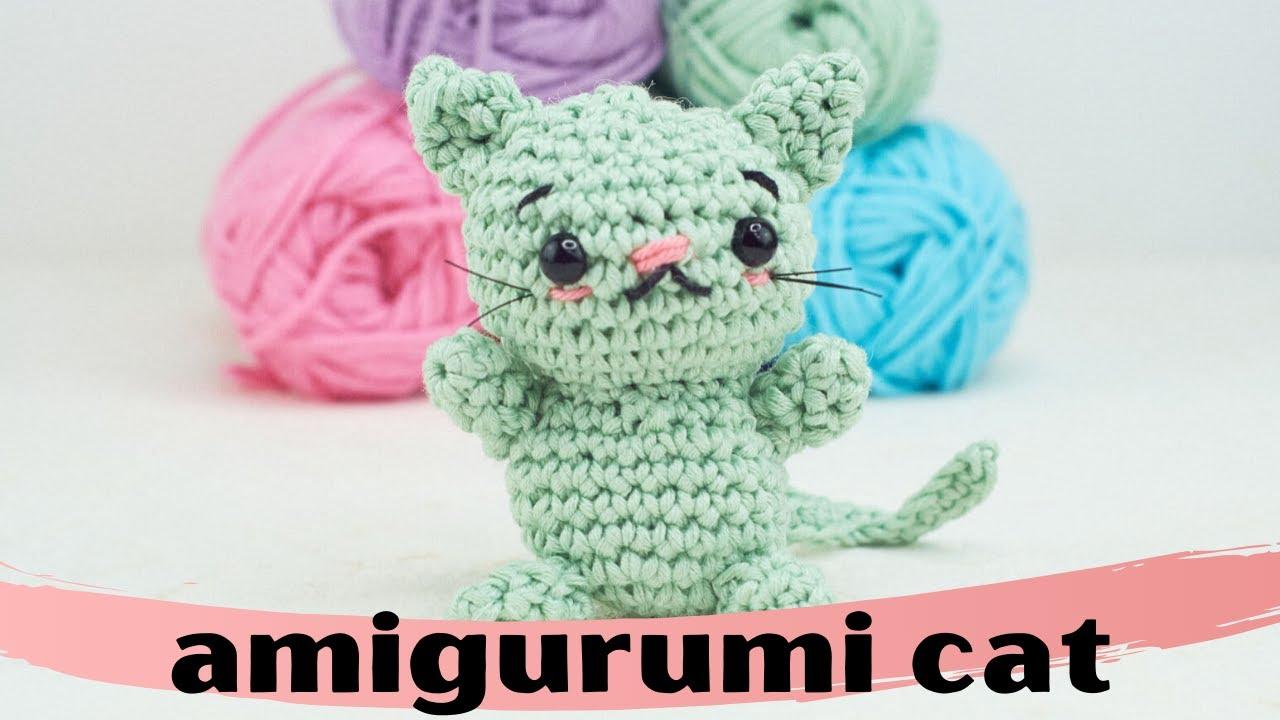 Large Ami Cat crochet pattern - Amigurumi Today   720x1280