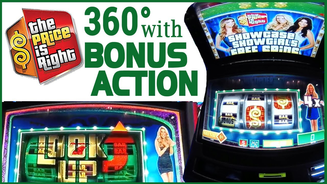 Price Is Right Slot Machine