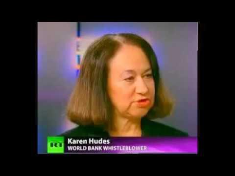 Karen Hudes; Jesuits Running America ,Currency Wars and Gold in the Philippines