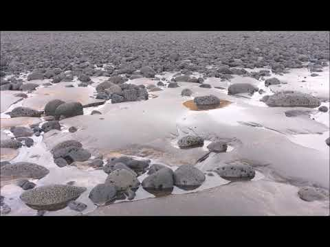 10 hours Iceland Ocean Sound, for sleeping, relaxing, meditation, studying. White noise.