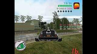 Обзор игры GTA Vice City-Back to The Future Hill Valley 0.2e(Обзор не очень популярной игры GTA назад в будущее., 2013-11-23T11:27:11.000Z)