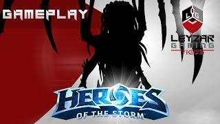 Heroes of the Storm (Gameplay) - nagirreK Draft (HotS Community Games)