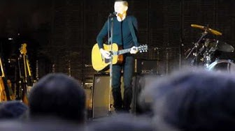 "Bryan Adams ""Everything I do"" Konzert in Bad Kissingen 2014"
