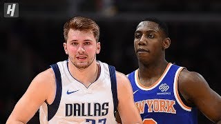 Dallas Mavericks vs New York Knicks - Full Game Highlights   November 14, 2019   2019-20 NBA Season