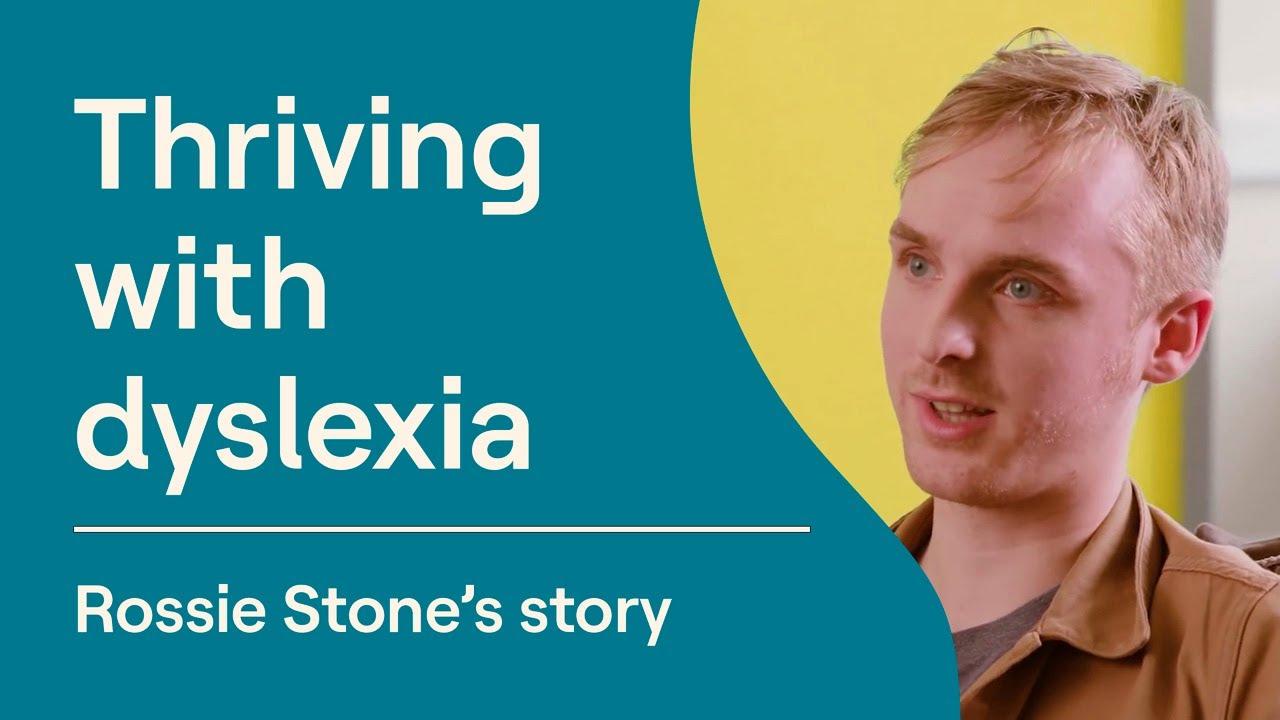 Thriving with Dyslexia: Rossie Stone & Dekko Comics