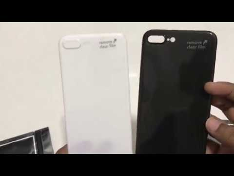 Iphone 8 Plus Jet White And Black Cases Unboxing By Totallee