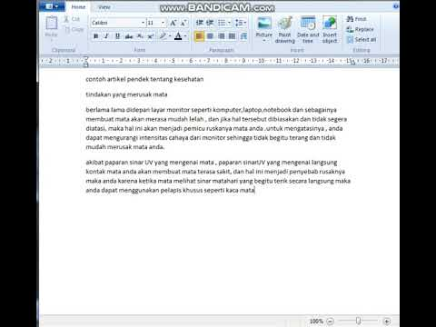 Contoh Surat Part 1 Youtube