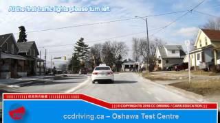 Oshawa test centre trailer