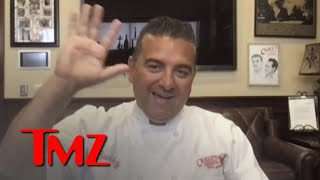'Cake Boss' Buddy Valastro Says Gigi Hadid Cried When They Met | TMZ