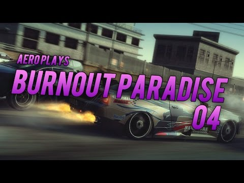 Aero Plays | Burnout Paradise Pt. 04 - Babby F1 Car!