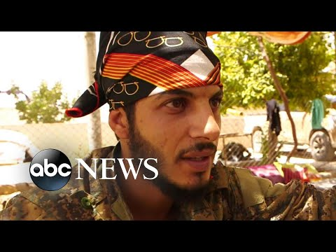 The volunteer army fighting ISIS in Raqqa, Syria: Part 1