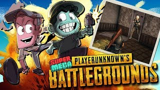 SuperMega PUBG (w/ Friends) | PUBG Baseball Edition