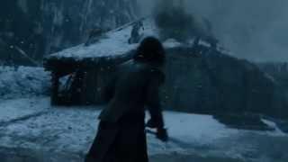 Jon Snow Wun Wun game of thrones 15 kişiye saldırdım