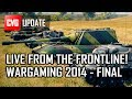 Wargaming 2014 League Grand Finals - Frontline Report: The  ...