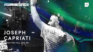 Awakenings ADE 2019 - Joseph Capriati