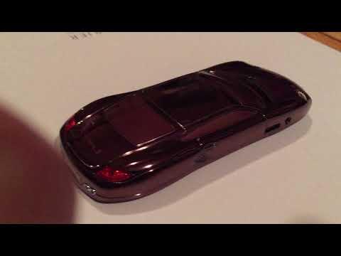 Luxury Porsche Design Cayman S Cell (Red)