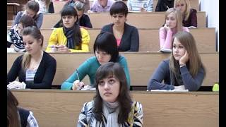 ТГАТУ АРХИВ Студенты в лекционных аудитория 2011 г.