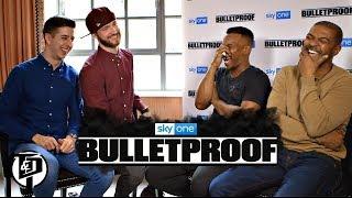Noel Clarke & Ashley Walters Bulletproof Interview | Sky One