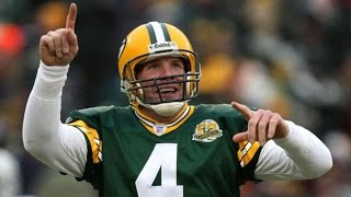 Favre: It's an Honor to Have My Number Retired by Packers