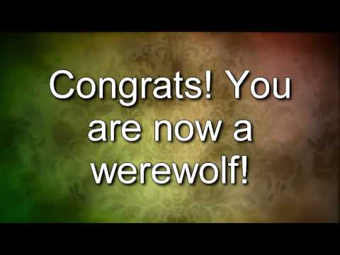 Werewolf spell **Tested, really works!**