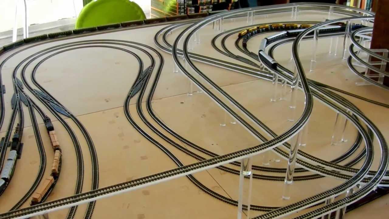Watchon Ho Model Train Layout Plans